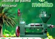 Prensa de Aceite MEELKO Modelo MKOP120