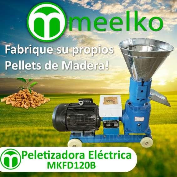 Peletizadora mkfd120b eléctrica meelko