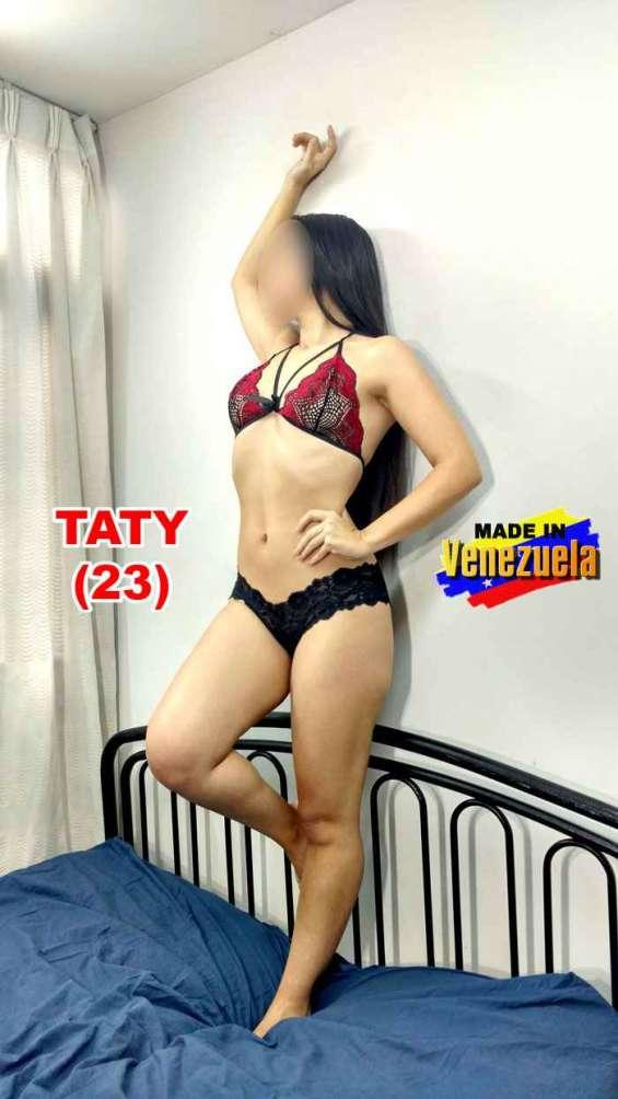 Hermosa venezolana * taty* disponible para caballeros decididos