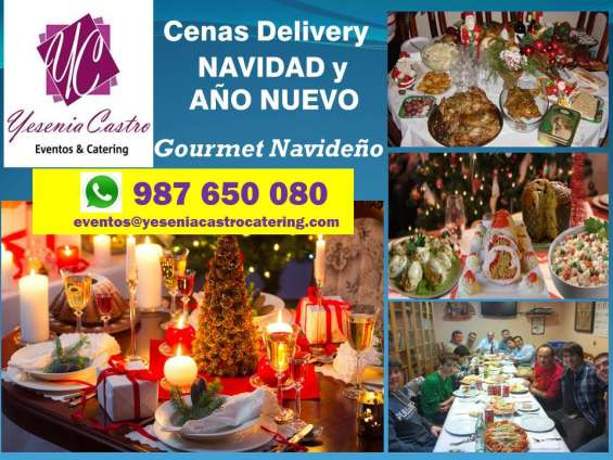 Cena navideña y año nuevo lima perú 20202
