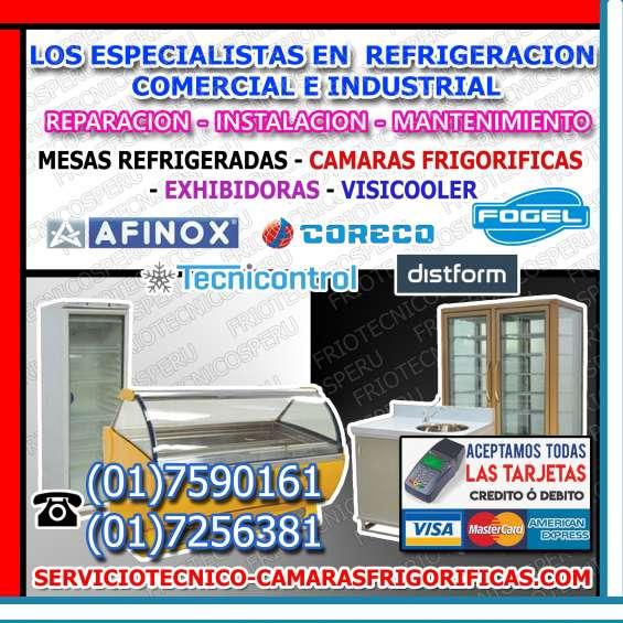 Especialistas en reparaciones técnicas a máquinas exhibidoras 998766083