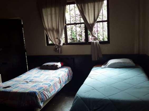 Habitacion familiar con 4 camas