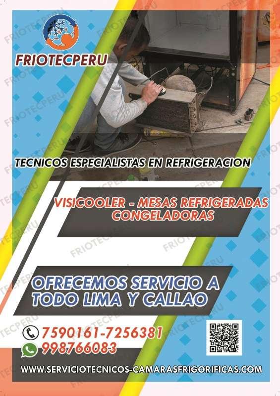 Fotos de Técnicos a1 especializados en reparaciones de visicooler 2