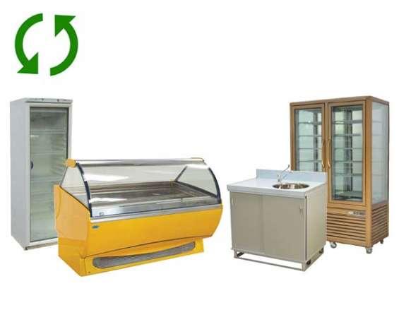 Vitrinas refrigeradas / técnicos 100% profesionales