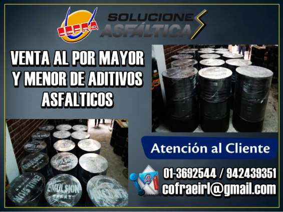 Venta de emulsion asfaltica , mejores precios, alta calidad